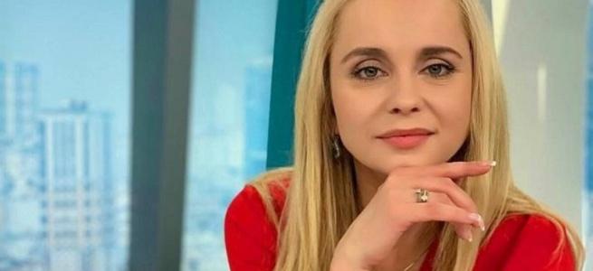 Яскрава Лілія Ребрик підкорила оригінальним вбранням (ФОТО)