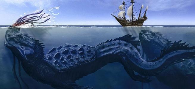 Вчені показали як виглядало чудовисько, що мешкало в океані 500 млн років тому (ФОТО)