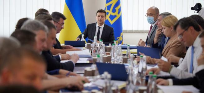 У Краматорську, що на Донеччині, відбулося виїзне засідання РНБО