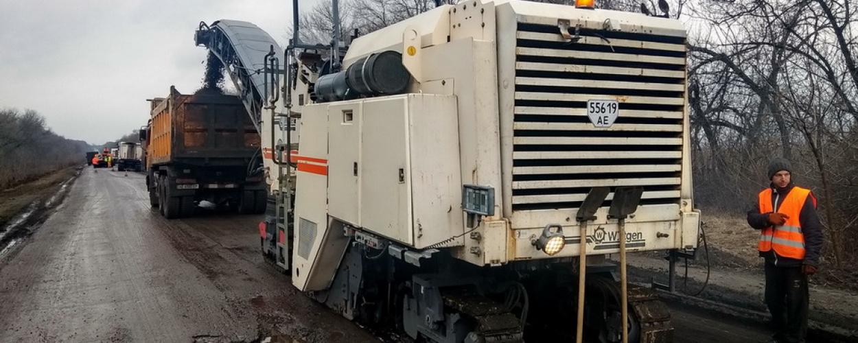 Велике Будівництво чи Велика Брехня, про початок ремонту доріг на Луганщіні