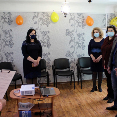 У Новоайдарі відкрили спеціалізований центр для проведення корекційних програм із особами, які вчиняють домашнє насильство