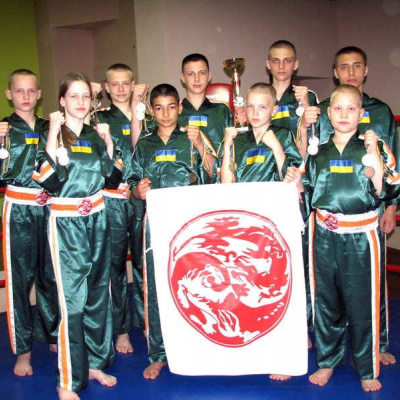 Спортсмени з Луганщини завоювали 17 медалей на чемпіонаті з кікбоксингу ISKA