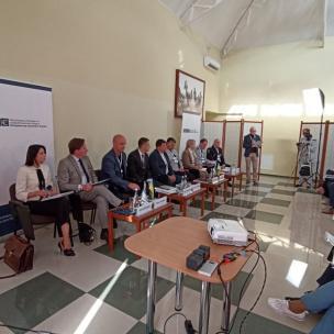 На Донеччині стартував I Маріупольський Конституційний форум