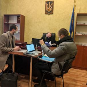 В Дніпрі завершилось підготовче засідання по резонансній справі посадовця проти преси