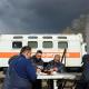 Чим живуть вогнеборці, залучені до гасіння пожеж у Чорнобильській зоні