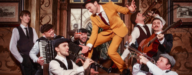 Який він король одеського фольклору та музичний хуліган Фелікс Шиндер