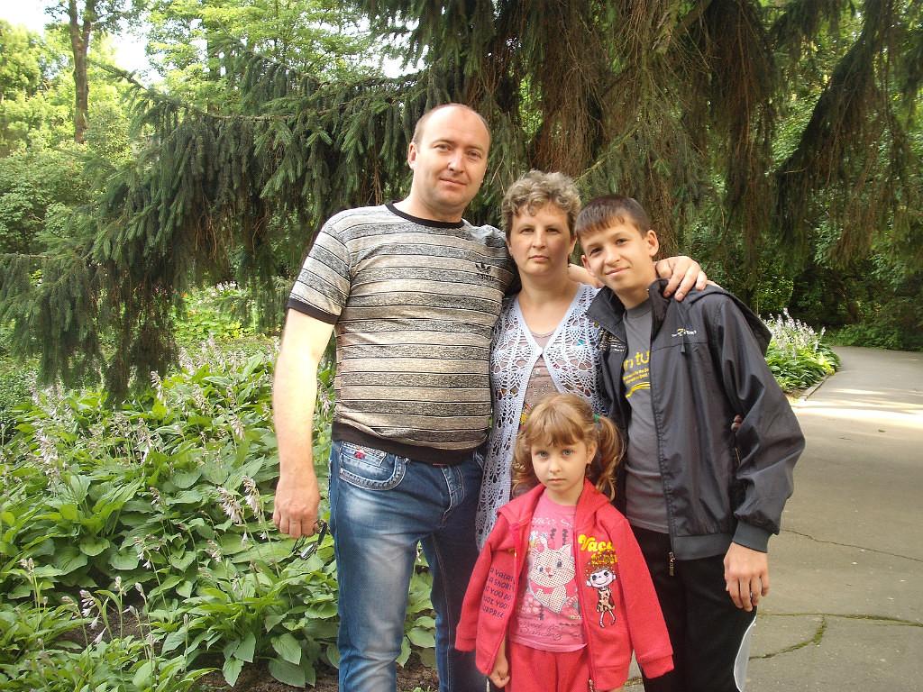семья зыковых